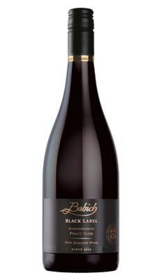 Black label marlborough pinot noir